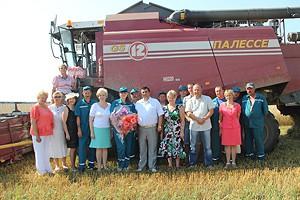 The 2014 harvest